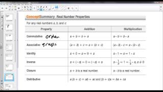 Lesson 1 Expressions-Formula-Properties of Real Numbers