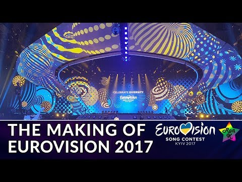 The making of Eurovision Song Contest 2017 - Special behind-the-scenes documentary