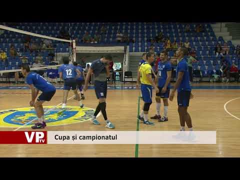 Cupa și campionatul