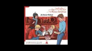 """Die Alster-Detektive - Fall 4: """"Schmierfinken"""""""