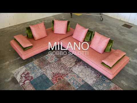 MILANO - infinite possibilità di comfort