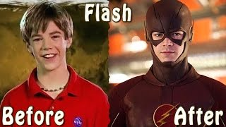 The Flash ★ Before And After