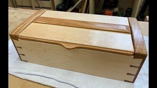 Dovetail Keepsake Box: Glue Up And Finish
