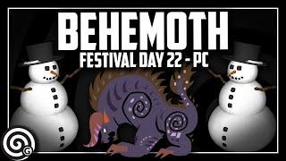 REGULAR BEHEMOTH - Let's Help new Hunters   MHW PC