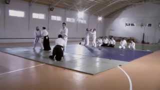 preview picture of video 'Kuşadası Aikido - 1. Kyu ve 1. Dan Sınavları'