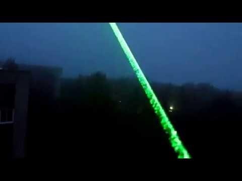 Мощная лазерная указка 200mW Green Laser Pen Pointer