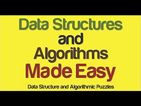 Data Structures and Algorithms Complete Tutorial Computer ...