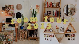 ⭐️ Earthy & Boho Room Tour 2019 ⭐️
