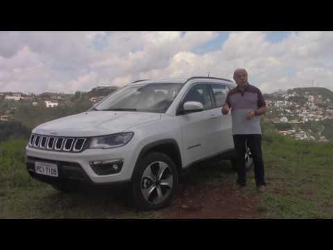 Jeep Compass Longitude 2.0 Diesel 4x4 - Teste com Emilio Camanzi