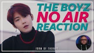 "Producer Reacts to The Boyz ""No Air"""