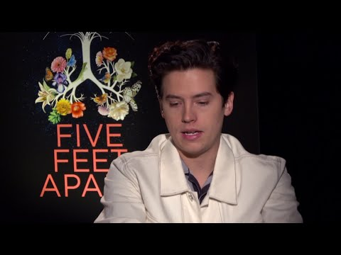 Cole Sprouse 'let go and saw where the wind would take him' when he returned to acting. (March 27)