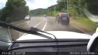 Подборка дтп и аварий в Сочи