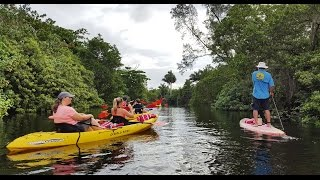 Kayaking in Fort Lauderdale - Middle River
