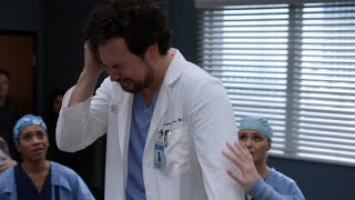 DeLuca Has a Breakdown - Grey's Anatomy