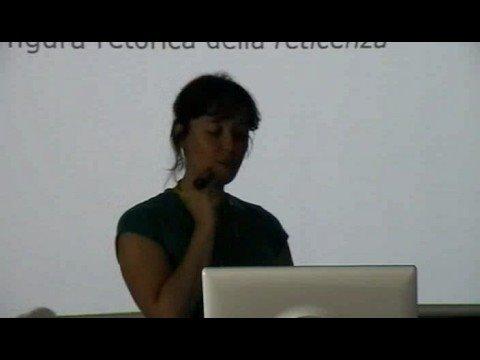 Silvia Frattini - Usare la punteggiatura: ritmo e tono di voce - 1/10/2008