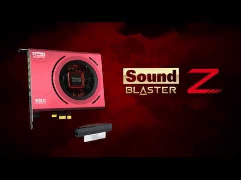 creative sound blaster z linux drivers