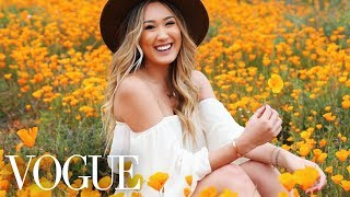 73 Questions With LaurDIY | Vogue Parody