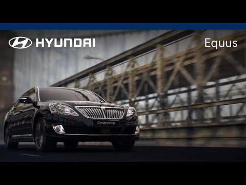 Hyundai  Equus Седан класса F - рекламное видео 1