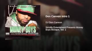 Don Cannon Intro 1