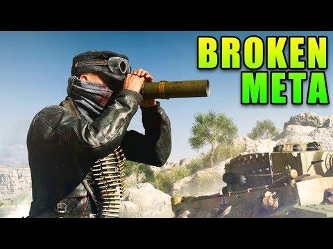 Broken Meta - Battlefield V's Combat Roles