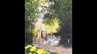 The Parc Monceau (Monet)