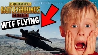 WTF He Was Flying in PUBG Mobile | Funny Moments | Live Insaan