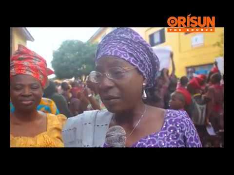 #OjumoIRE: Ẹ WO NNKAN TI AWỌN ENIYAN SỌ L'ỌJỌ 'LITERACY DAY 2018