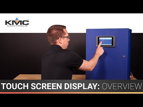 7″ Touch Screen Display: Overview