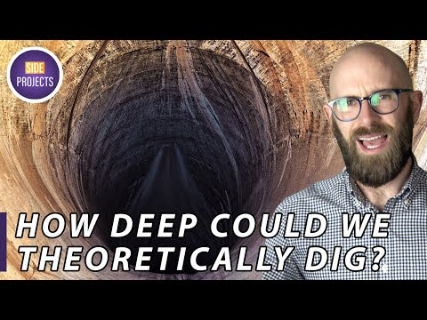 How Deep Can We Dig a Hole?