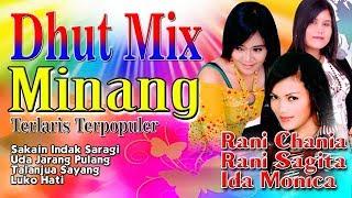 Dangdut Minang Remix | House Dangdut Minang - Sakain Indak Saragi