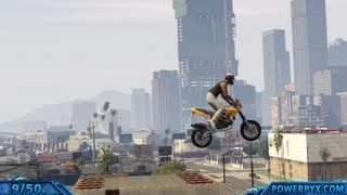Grand Theft Auto V (GTA V) - All Monster Stunt Jump Locations (Show Off Trophy / Achievement Guide)