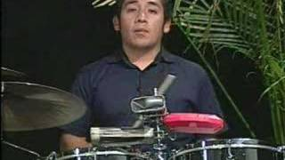 Poncho Sanchez Fundimentals of Latin Music Timbale