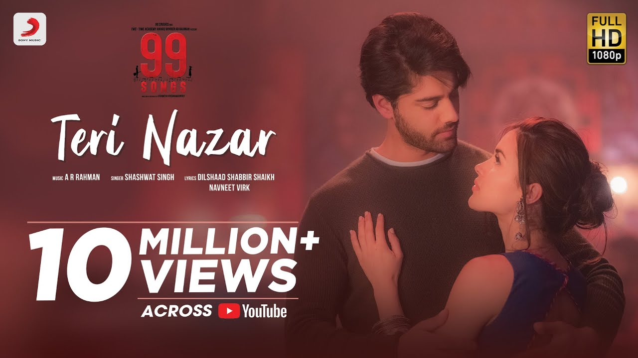 Teri Nazar Song Lyrics