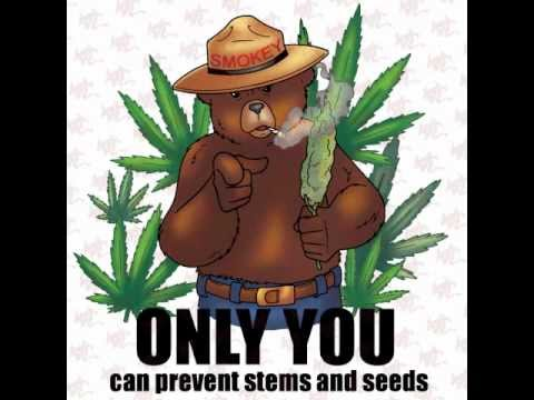 """Smokey the bear (song by Wigga Wyte) """"UNFINISHED WILL B DELETED SOON"""""""
