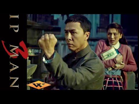 Martial Arts Movies: IP MAN 3 (2016) Clip 2 - Well Go USA