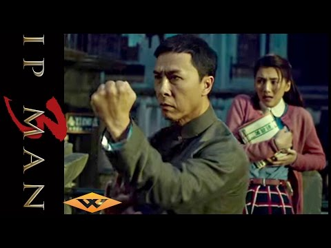 Download Martial Arts Movies: IP MAN 3 (2016) Clip 2 - Well Go USA HD Mp4 3GP Video and MP3