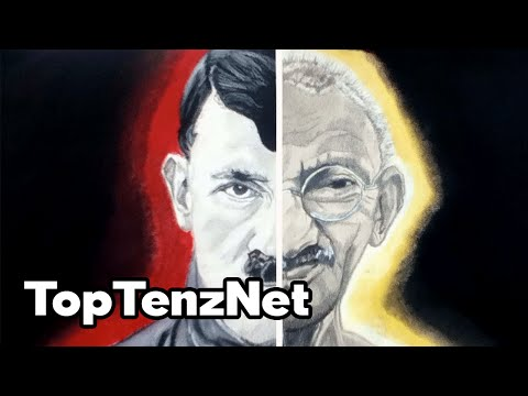 Top 10 Famous People with Surprising Dark Sides — TopTenzNet