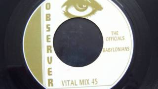 The Officials - Babylonians