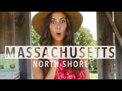 Video Massachusetts North Shore  Travel Guide
