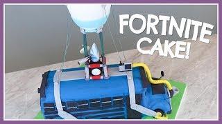 Fortnite Battle Bus Cake | Renee Conner