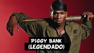 50 Cent - Piggy Bank (Diss Ja Rule, Fat Joe, Nas e Jadakiss) [Legendado] HD