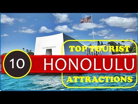 Video Visit Honolulu, Hawaii, U.S.A.: Things to do in Honolulu - The Big Pineapple