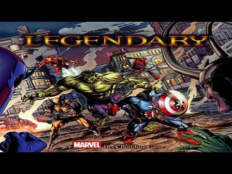 Legendary Marvel: Discussion