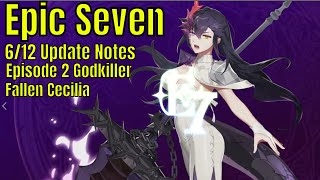 Epic Seven: Dev Notes 6/9/Episode 2 Coming June 13th - Самые