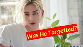 Stray Kids's Hyunjin Accused Of Bullying, JYP Denies
