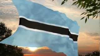 National Anthem of Botswana ✪ Fatshe leno la rona (Nationalhymne von Botswana)