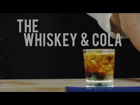 Video How To Make The Whiskey and Cola - Best Drink Recipes