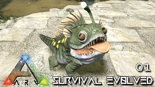 ARK: ABERRATION - NEW EPIC JOURNEY BEGINS E01 ( GAMEPlAY ARK: SURVIVAL EVOLVED ) !!!