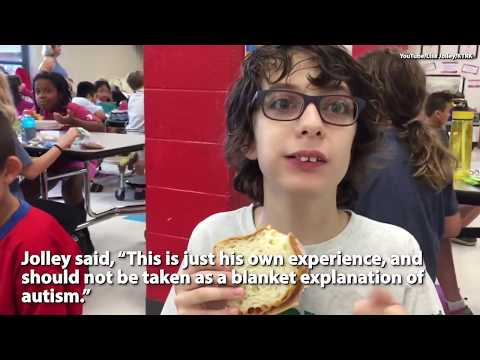 WATCH: Boy Describes His Life With Autism To Classmates