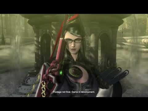 Bayonetta 1 & 2 annoncés sur Switch en vidéo de Bayonetta 2